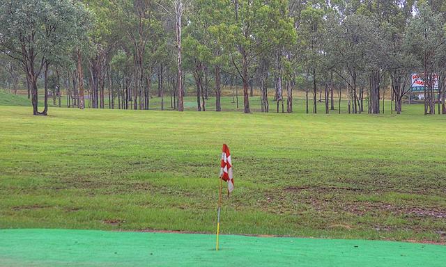 Barambah Bush Golf Course